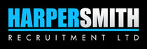 harper smith engineering construction job recruitment logo dark